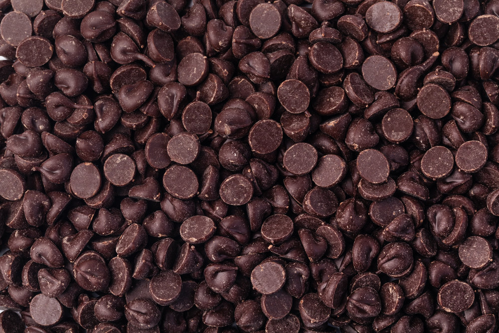 When my brain sees chocolate there is the same stimulation of these receptors, my mouth salivates and all I want is a nice piece of milky chocolate. -