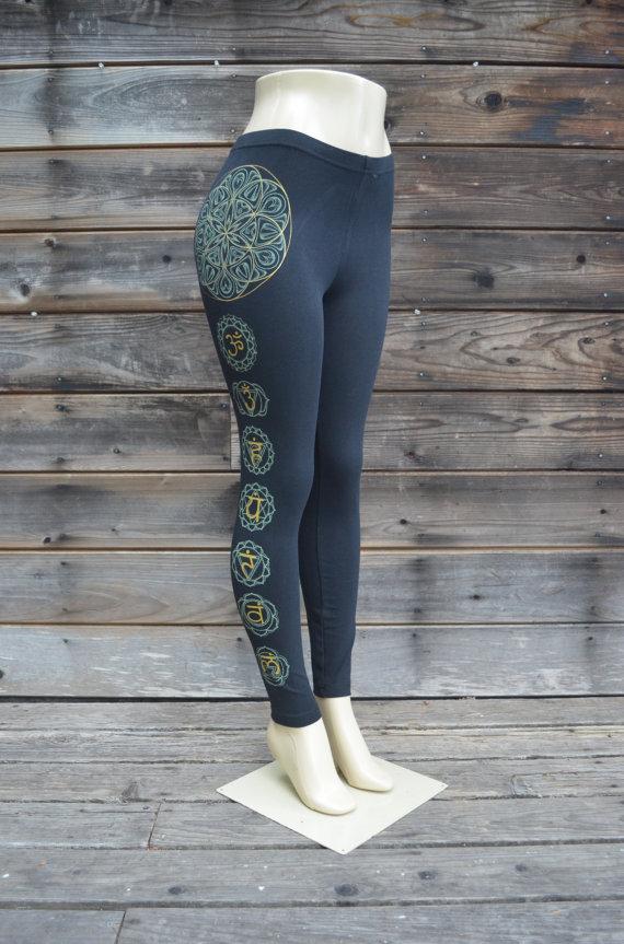 Etsy Uriah Clear Light Leggings, $36.00