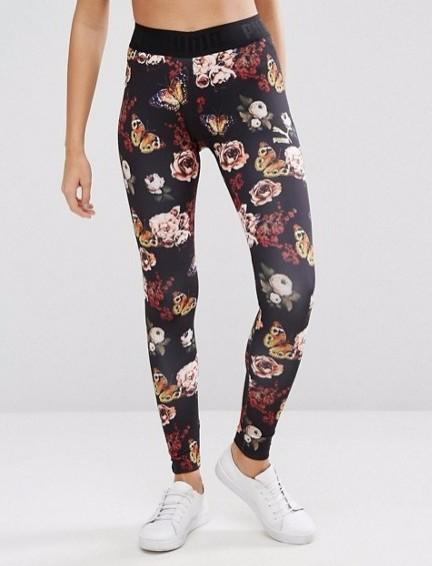 PUMA for ASOS Floral Legging, $27.06