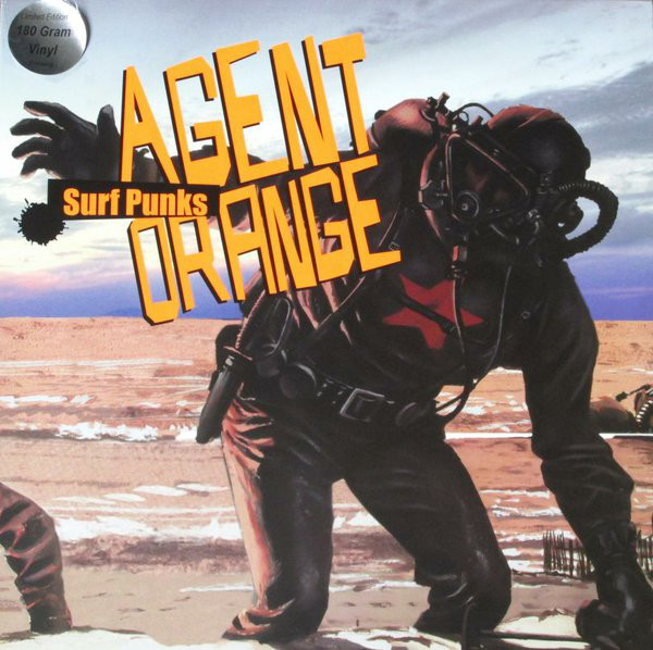 AGENT ORANGE // SURF PUNKS