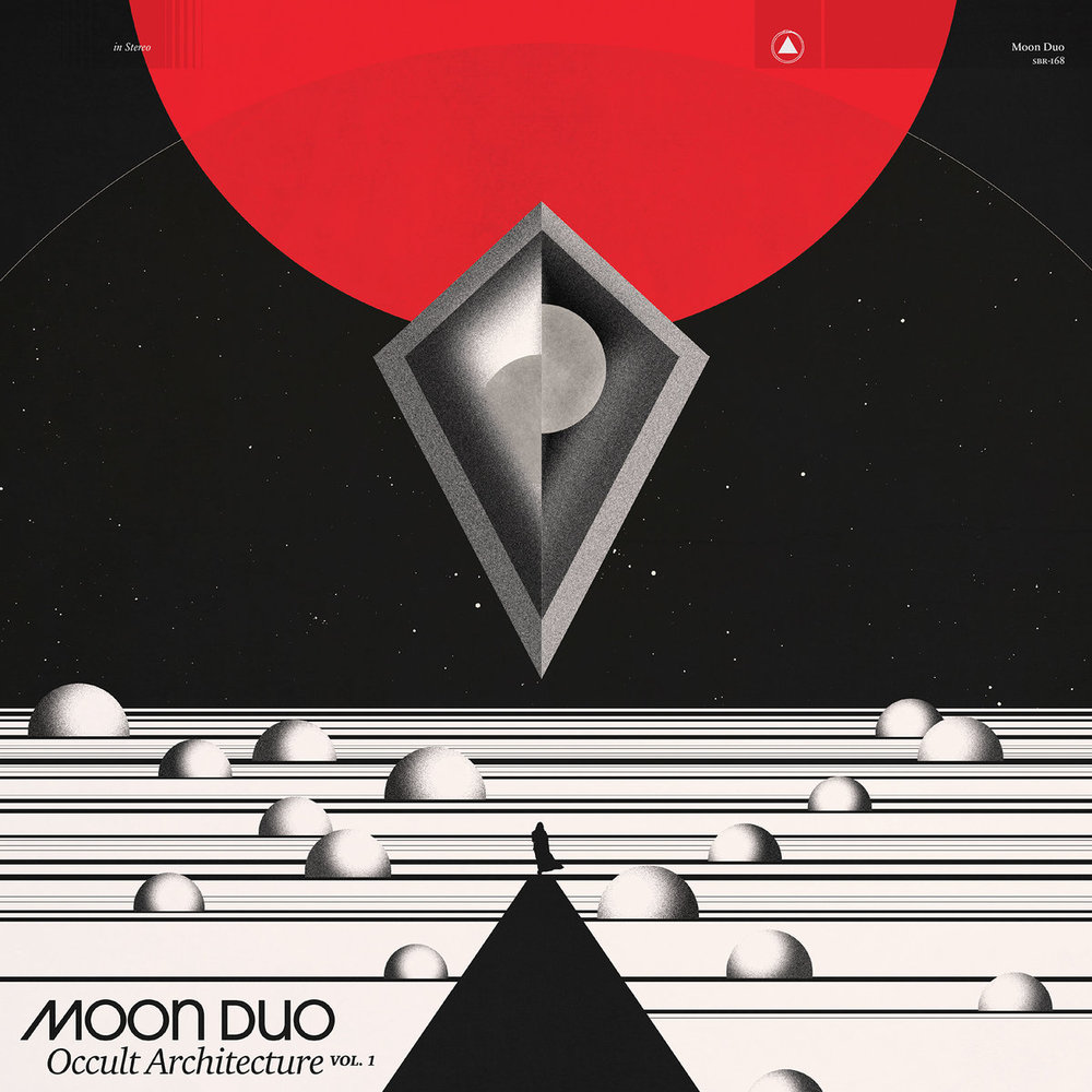 MOON DUO // OCCULT ARCHITECTURE VOL. 1 - $19.99