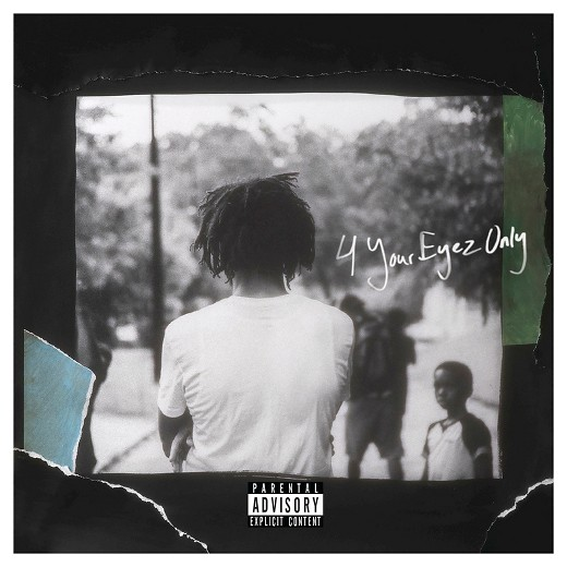 J. COLE // 4 YOUR EYEZ ONLY