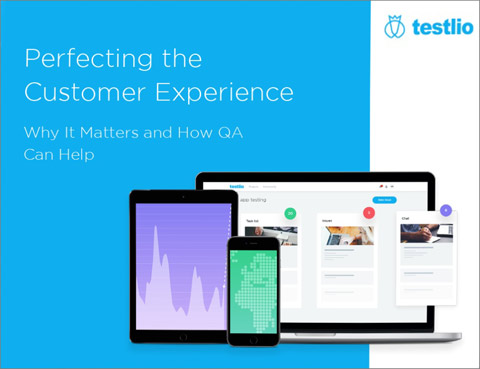 Testlio Customer Experience eBook