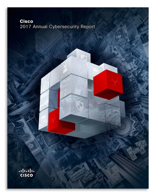 Cisco Annual Cybersecurity report