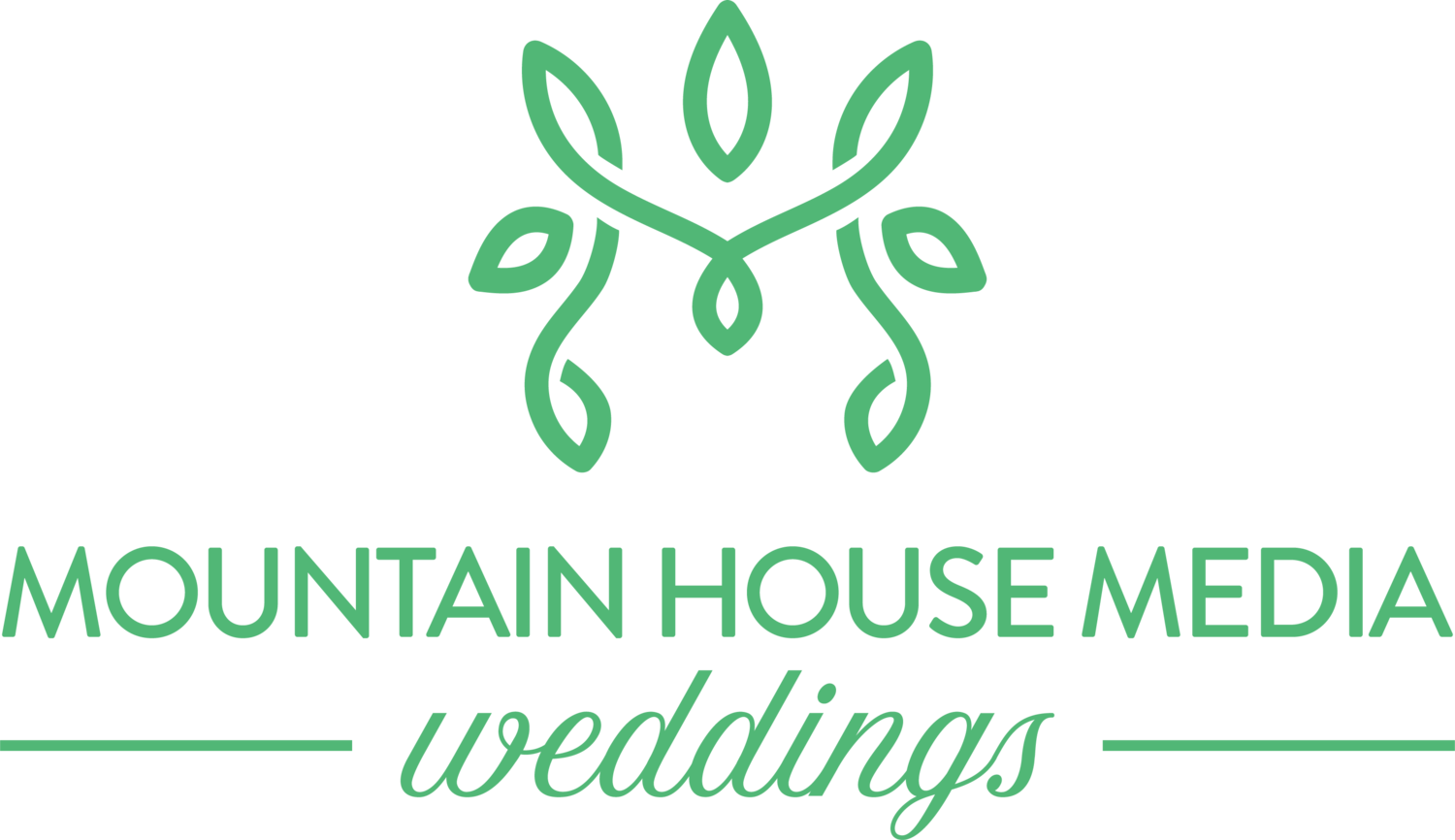 Mountain House Media Weddings
