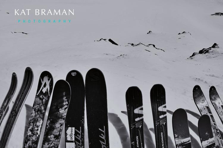 Skiing Breckenridge