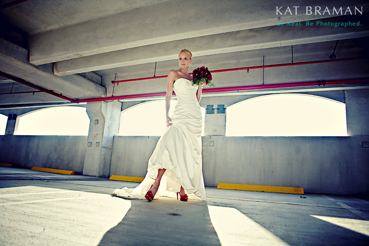 Bridal Portrait - Delray Beach - Kat Braman Photography
