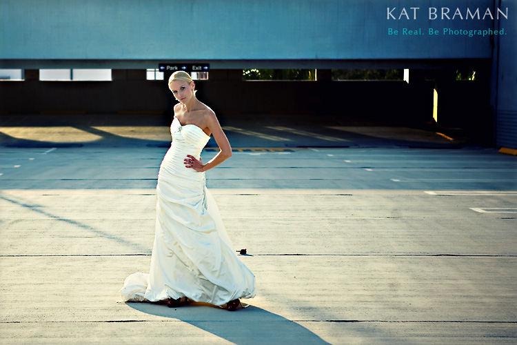 Babette Brown - Fashion Wedding Bridal - Kat Braman