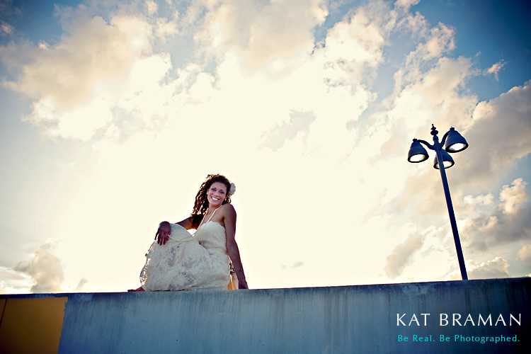 Portrait of a Bride - West Palm Beach Wedding Photographer