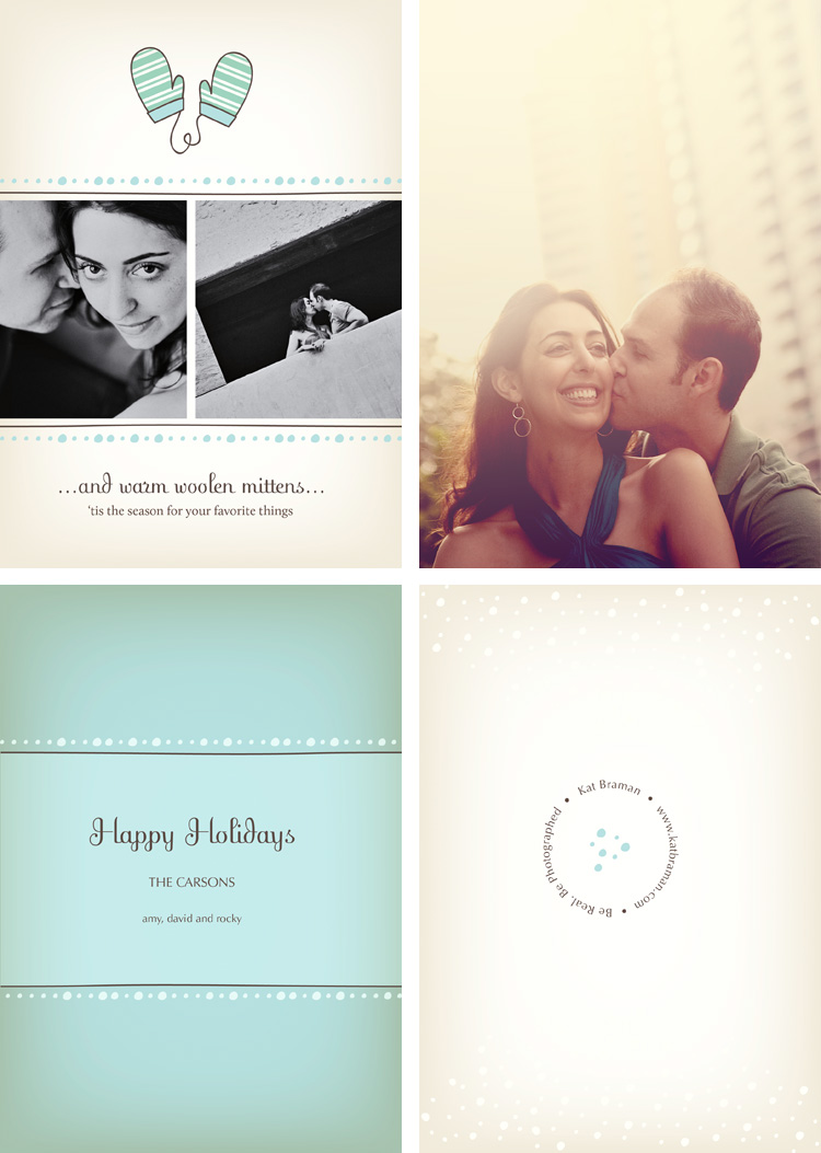 2009 Holiday Card Sample 5