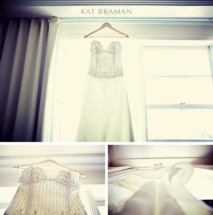 achael's Wedding Dress | National Hotel | Miami Wedding Photographer