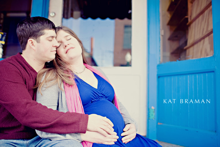 Tereza & Gary Maternity Pictures