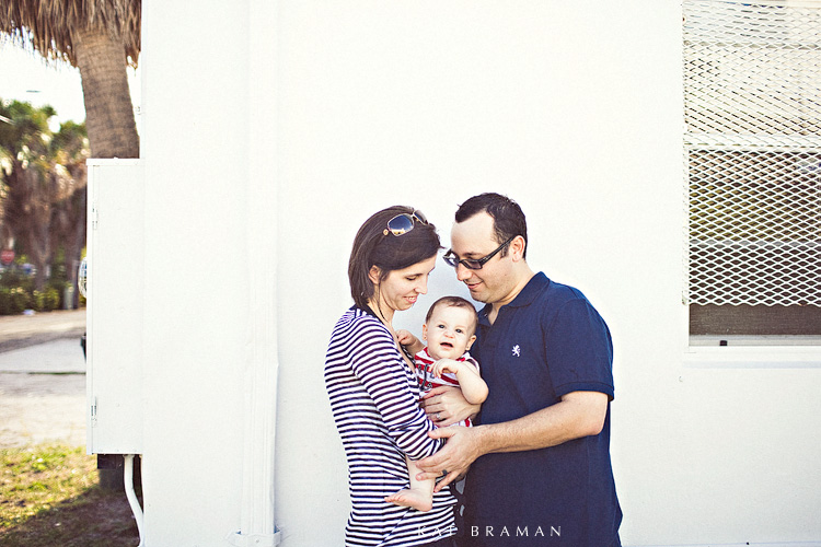 Caitlyn Brad & Ashley - Palm Beach Family Photographer