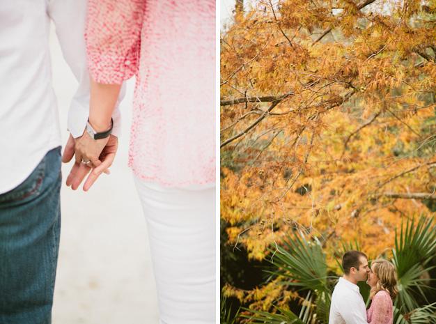 Karen and Howard Riverbend Park Engagement