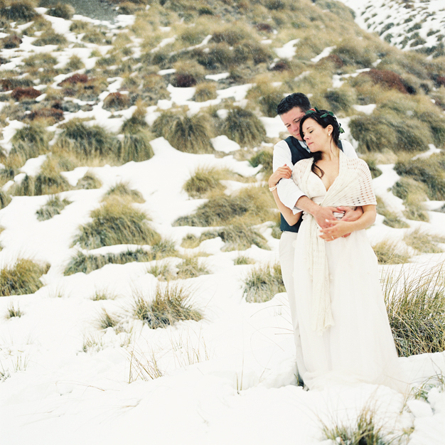 New Zealand Destination Wedding