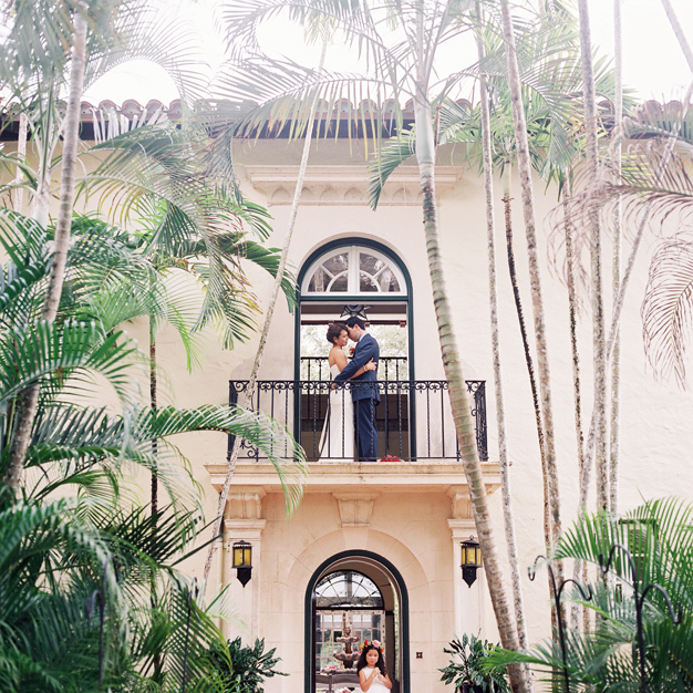 Villa Woodbine Wedding by Kat Braman