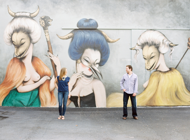 Wynwood Engagement Session by Kat Braman