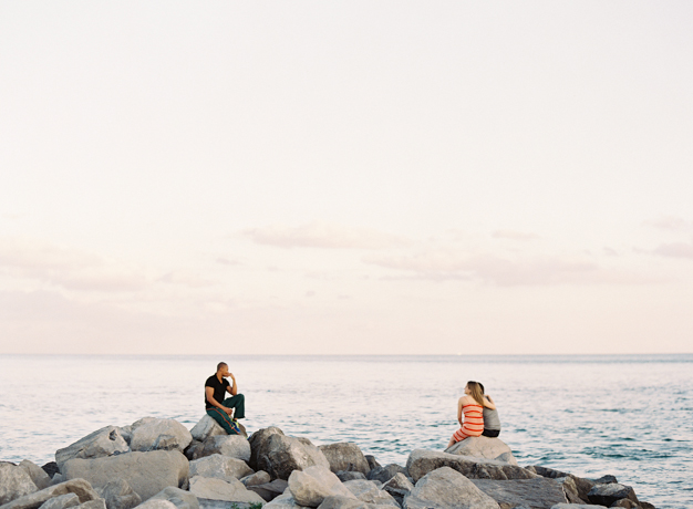 Key Biscayne Engagement Session by Kat Braman