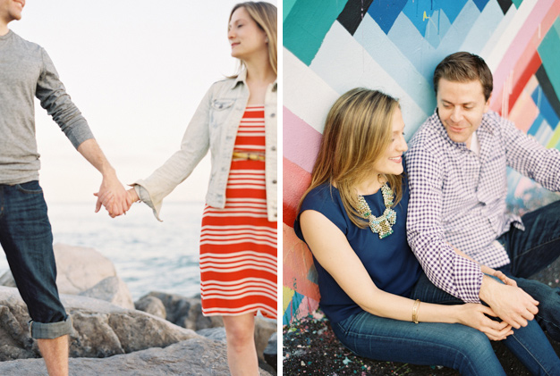 Bill Baggs Park Engagement Session by Kat Braman