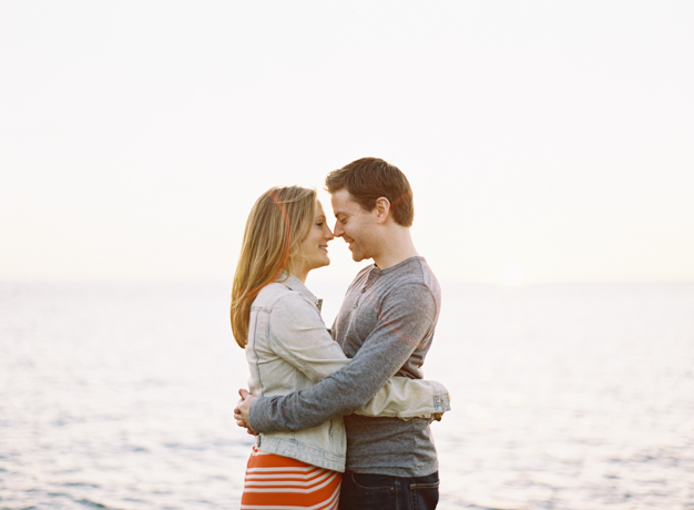 Bill Baggs Park Engagement by Kat Braman