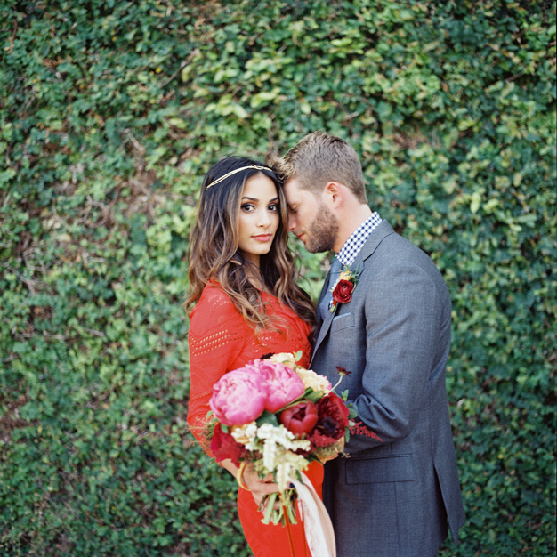 Bohemian Gypsy Florida Wedding