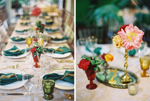 Bohemian Wedding in South Florida