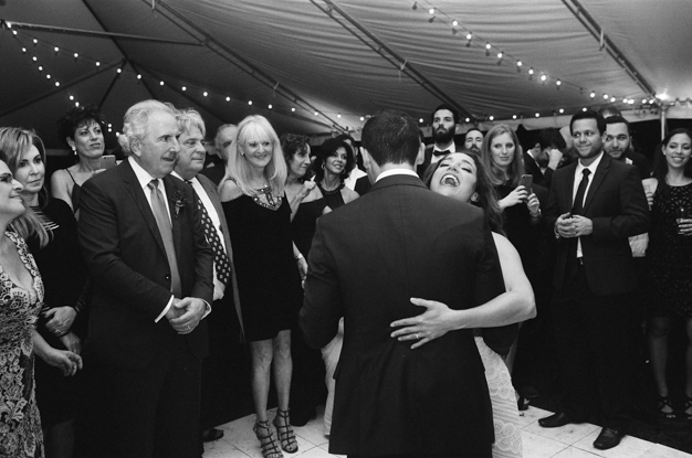 First Dance at Miami Wedding - photo by Kat Braman