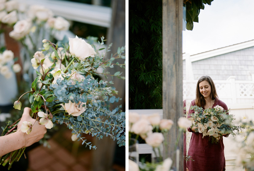 Planning and Florals by Kasey D Weddings - photos by Kat Braman