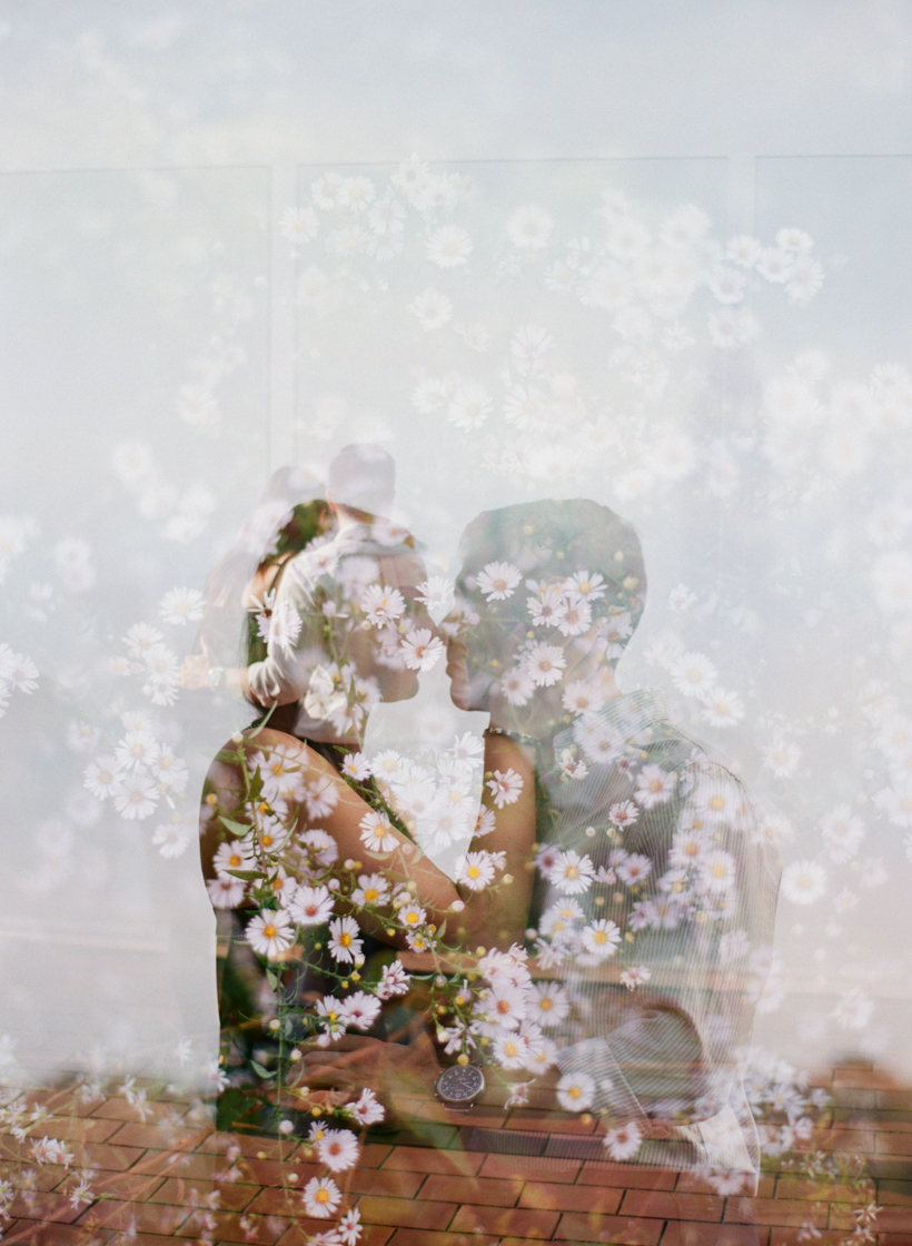 New York City Double Exposure - Photo by Kat Braman