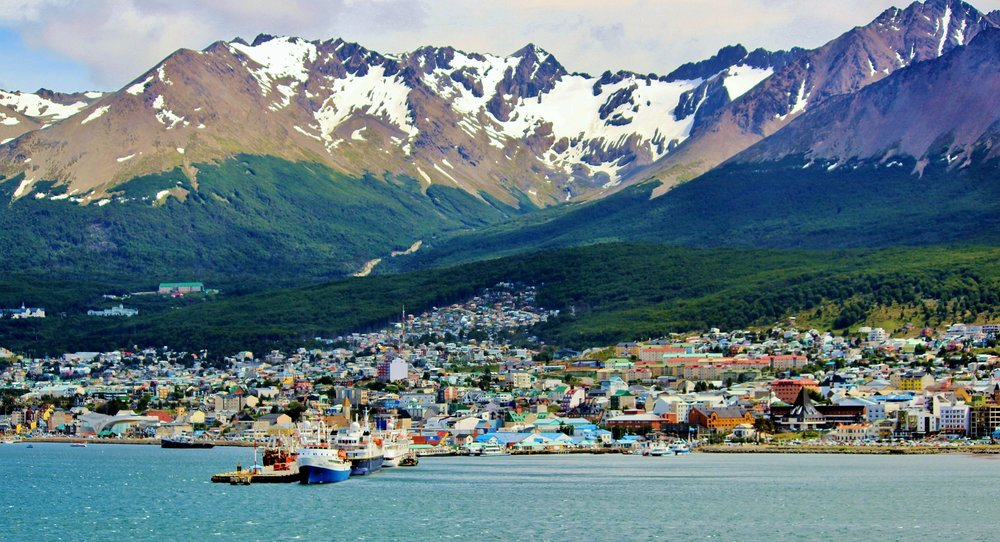 Ushuaia: The End of the World (Image:  Pixabay )