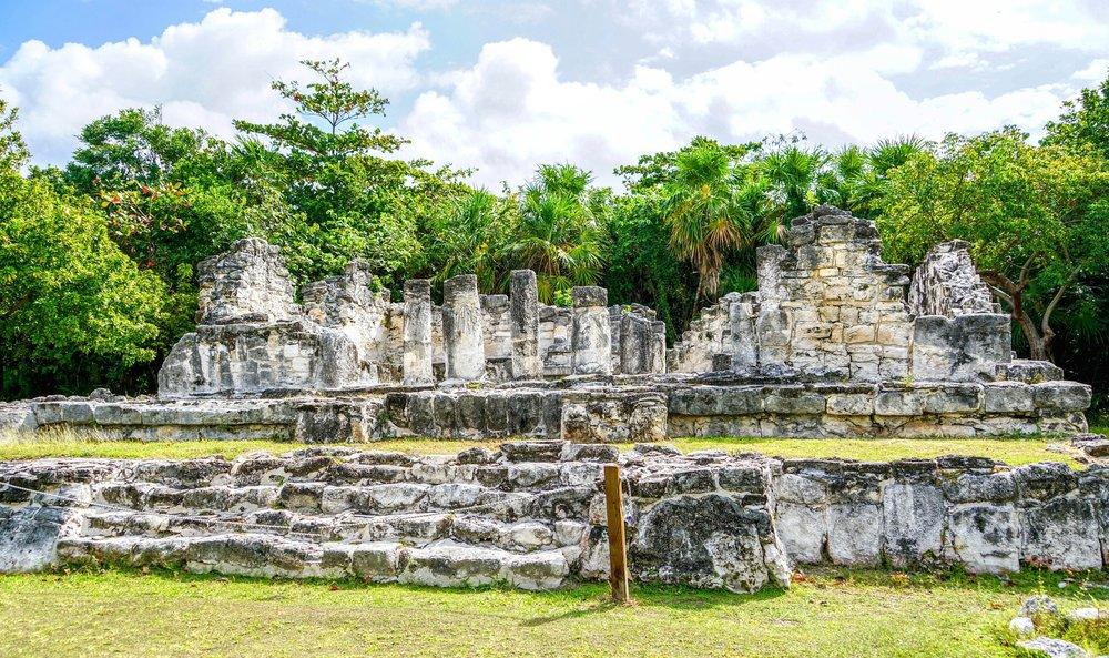 El Rey Ruins in Cancún (Image:  Pixabay )