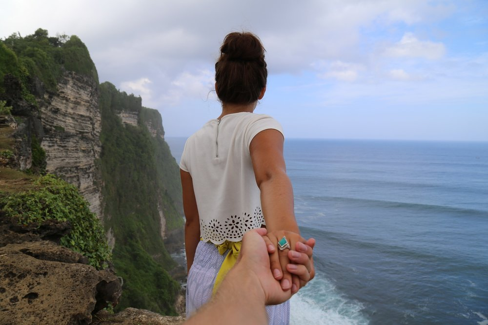 The proverbial couples' travel photo (Image:  Pixabay )