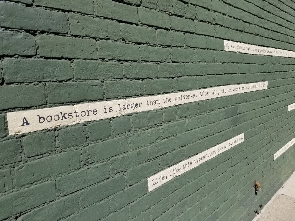 Quotes, inside and outside Literati, are hardly in short supply