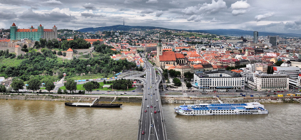 Good ole Bratislava (Image:  Wikimedia Commons )