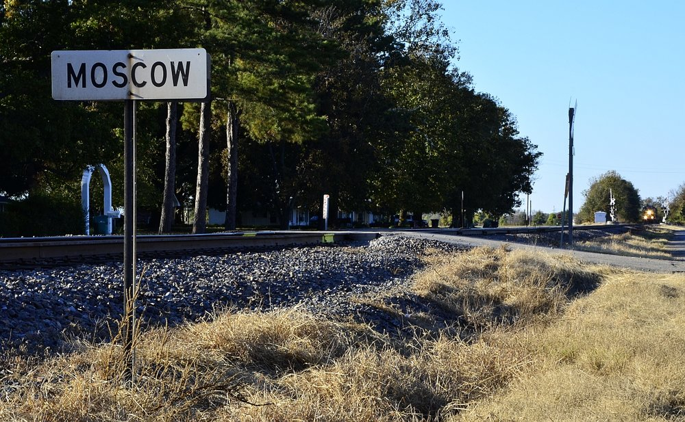 Moscow, Arkansas, welcomes you (Image:  Wikimedia Commons )