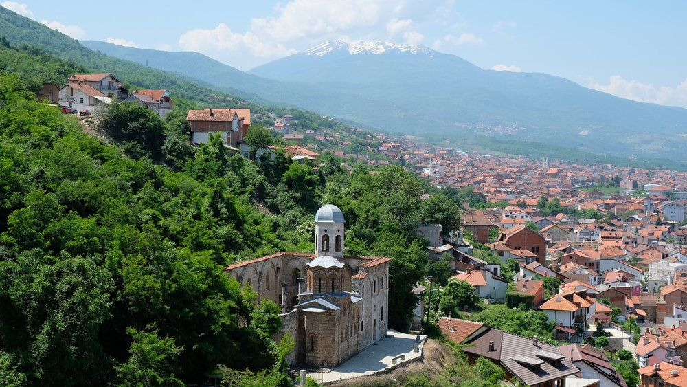 A view of the town of Prizren in southern Kosovo (Image:  Pixabay )