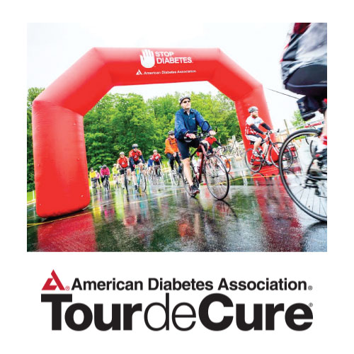 Many Roads. One Purpose. Join the American Diabetes Association at the 2019 Milwaukee Tour de Cure: it's more unified, inclusive and powerful than ever before, with ride, run and walk options for the whole family!  All riders, runners, and walkers will be treated to lunch and a fantastic celebration party for all to enjoy.   Ride. Run. Walk. Tour de Cure is for people of all cycling abilities, featuring 3 well-marked cycling routes with safety marshals and safety vehicles, and fully stocked rest stops to fuel your journey! The 2.3 mile run and walk routes are a great way to get out, have fun, and celebrate those who are living with diabetes.  Tour de Cure is more than just a ride, walk or run– it is a celebration of the ADA's mission and a chance to raise critical funds to help fight diabetes. Every mile covered and every dollar raised brings us that much closer to a cure.