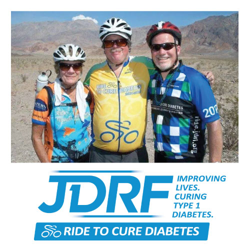 Jdrf ride incentive prizes for middle school