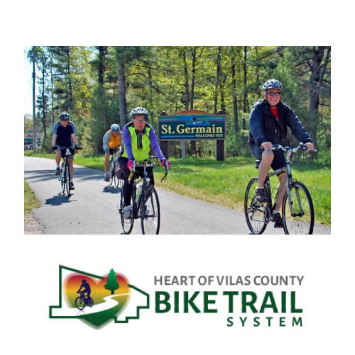 Heart of Vilas County Paved Bike Trail