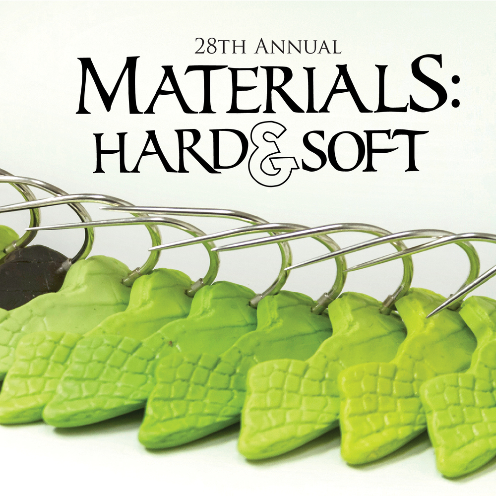View selections from the 2015 Materials: Hard + Soft exhibition