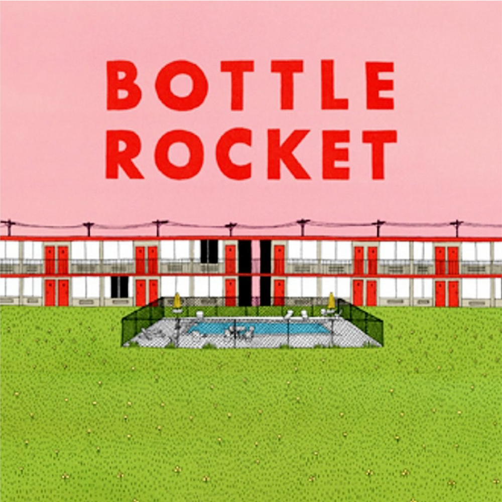 End the evening with a special screening of Bottle Rocket by Texas-born filmmaker Wes Anderson from 8 - 9:30 PM