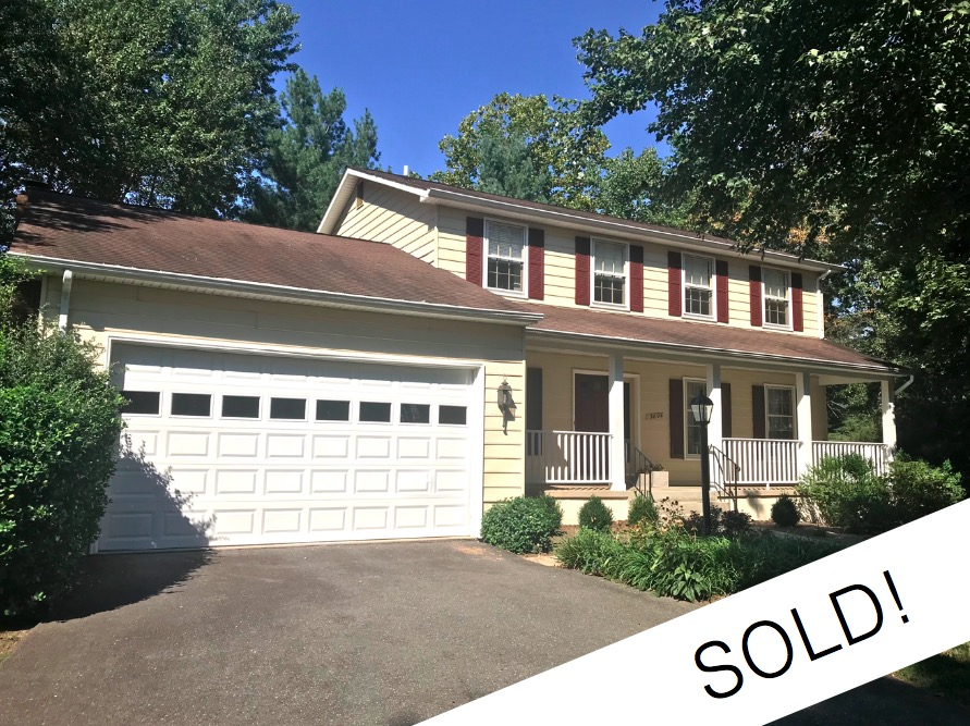 3604 Deerberry Court, Fairfax Represented Buyer