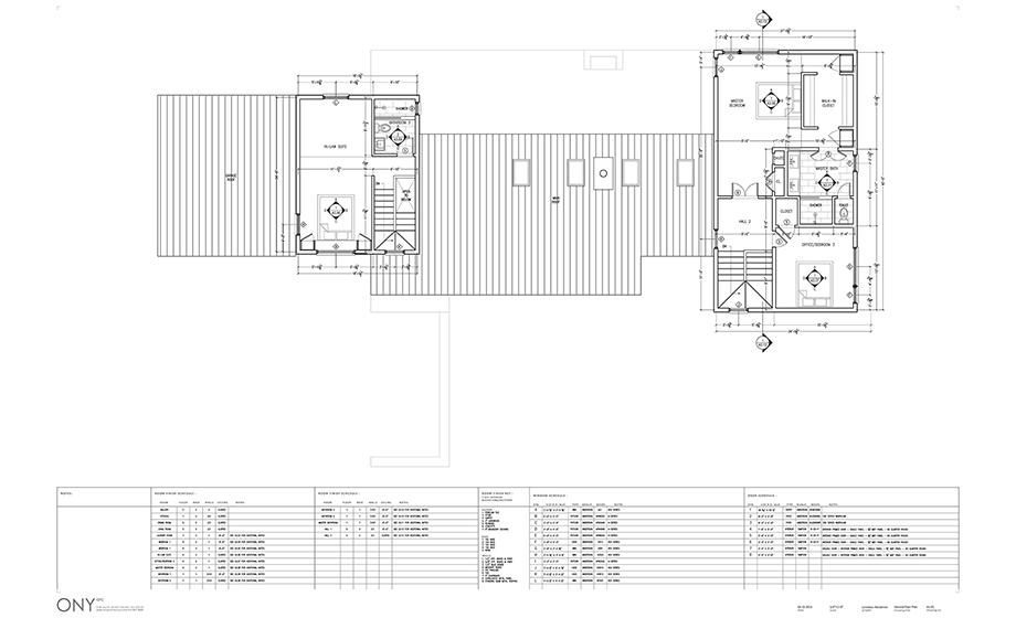 Developed Level 2 Floor Plan