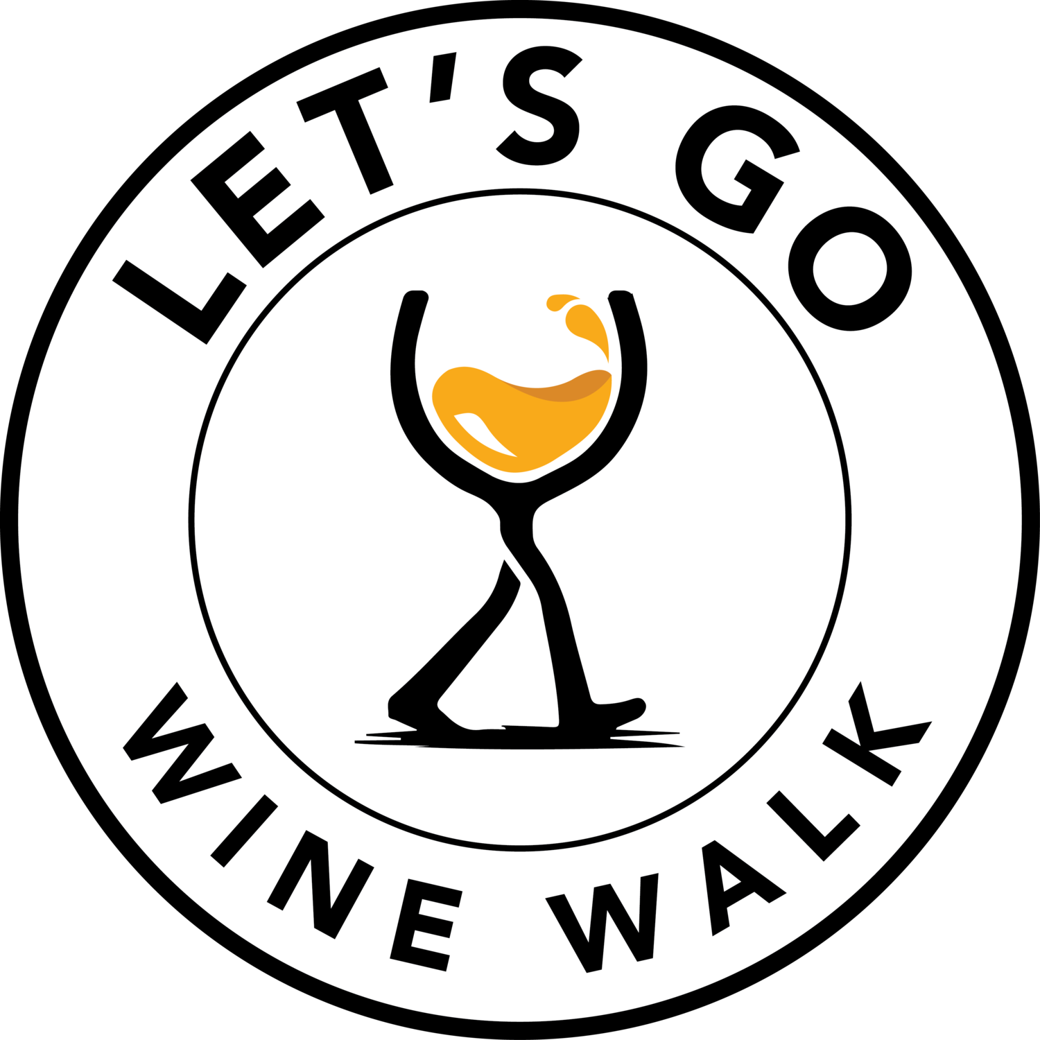 LET'S GO Wine Walk!