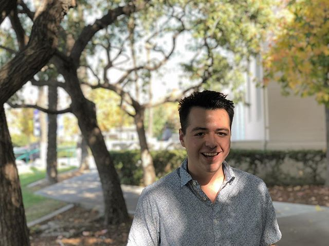 Meet Bobby Morales, our Vaquero of the week. After graduating high school from Verdugo Academy nearby, Bobby chose to attend Glendale community college. Majoring in Marketing and Music, Bobby wants to be a performer and manage his own songs. At GCC Bobby has been a standout amongst his peers by being active in the Radio Club and the Dodgeball League. He encourages others to follow their dreams and never give up, no matter the circumstance. He wants to attend Pepperdine University next fall to continue his education, and is focusing on keeping up his grades but also being involved to do so . Thank you Bobby for all that you do and congratulations on being our Vaquero of the Week!