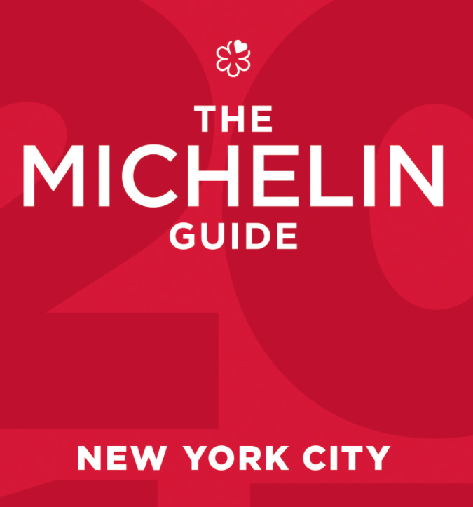 Micheline Guide 2017 New York City
