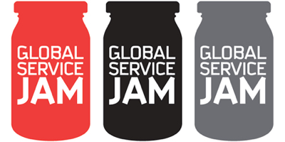 GLOBAL SERVICE JAM WELLY This happens just once a year in over 70 countries, so don't miss Wellington's Jam! Collaborate, play and create a new service in just 48 hours! FEB 26-28TH  |  MULTIPLE More Info ->