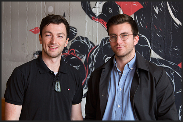 Founders Journal, Michael & Jarrod - Studyspy   19.04.2018    R    ead the StudySpy story here.