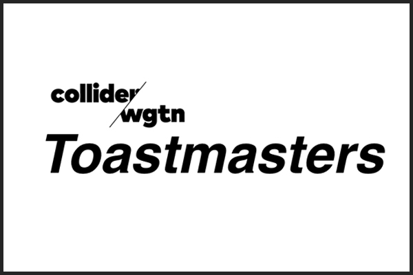 Wellington Toastmasters              4th July | BizDojo Tory Street            7:15am - 9:00am    This is a FREE event!    Find out more here.