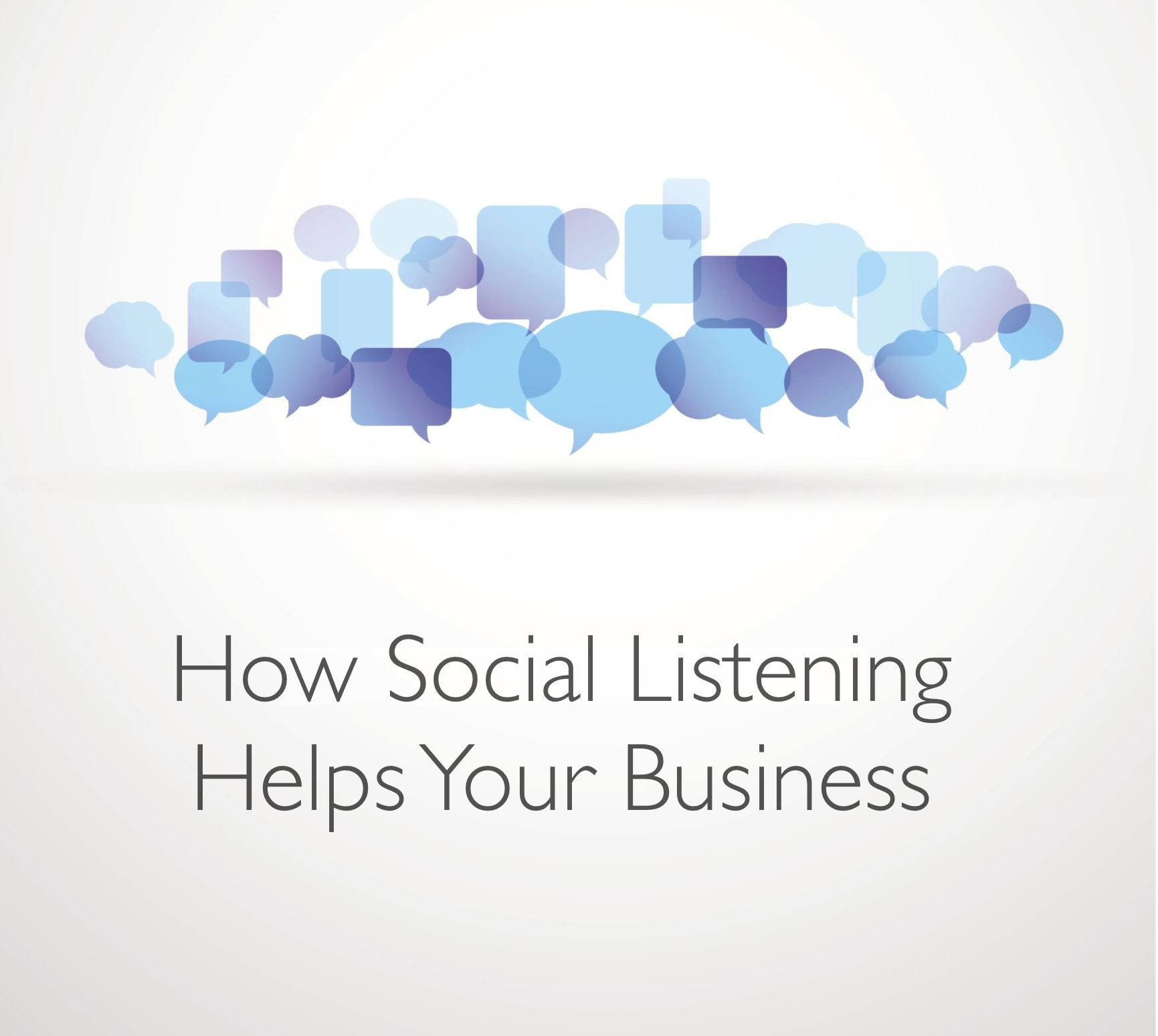 How Social Listening Helps Your Business
